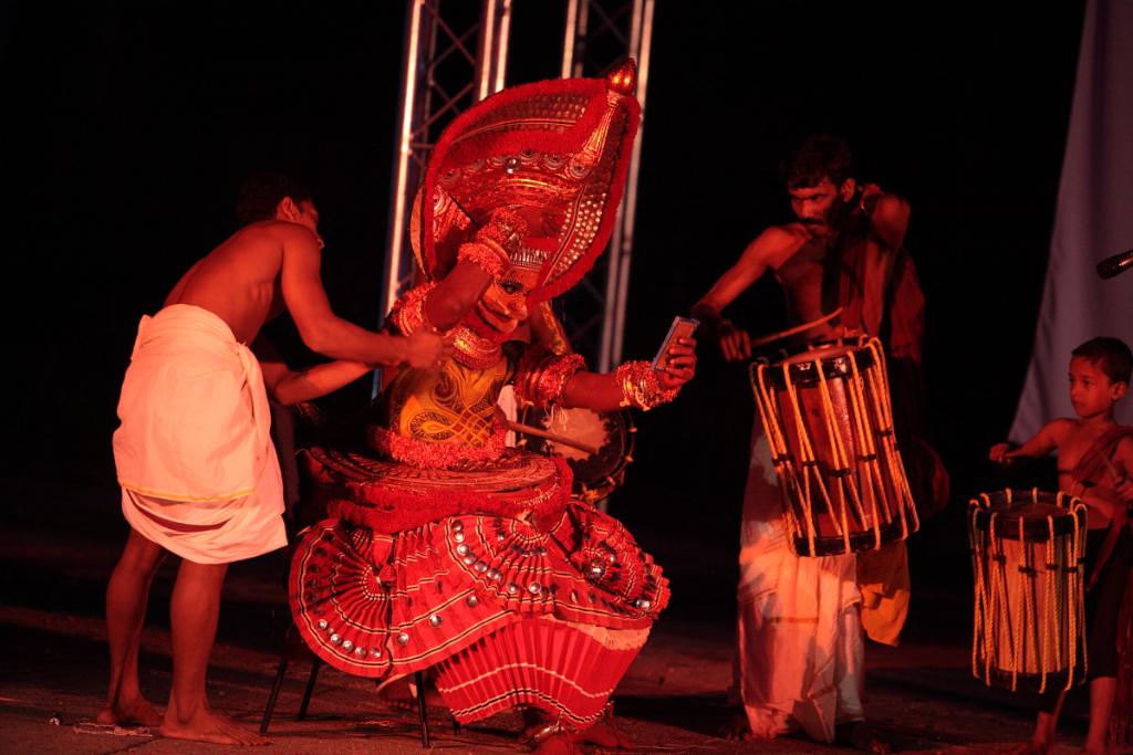 Theyyam (Brave Festival 2009)