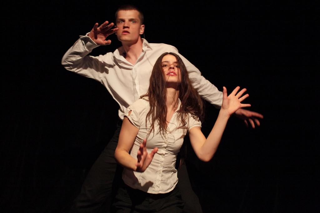 Hamlet (2010 rehearsal)