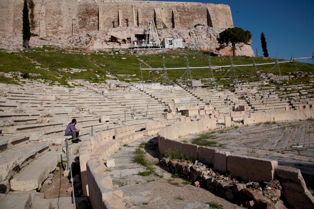 Ateny - Teatr Dionizosa (2009)